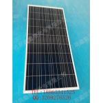 供应130W多晶硅太阳能电池板,质量优,价格实惠