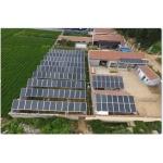 30kw 分布式光伏并网发电系统   屋顶光伏系统