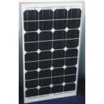 厂家低价供应80w高效单晶太阳能电池板