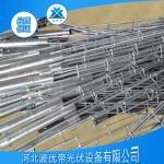 螺旋地桩 光伏设备 灌注桩 热镀锌产品