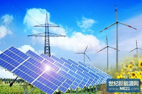 2015年清洁能源发展结构