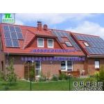 泰联分布式家庭屋顶15kw太阳能发电系统