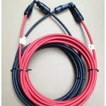 上海光伏电缆 光伏直流电缆 双芯光伏电缆 PV1-F2*4