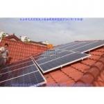 工商业(居民)6KW分布式光伏发电系统