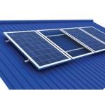 彩钢板屋面支架系统-角驰型瓦面