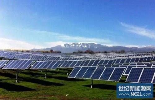 中国与世界能源结构比较 2015