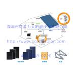 可多为太阳能分布式光伏系统 家庭 户用 屋顶分布式光伏系统