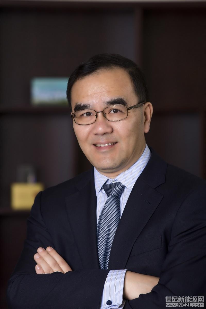 晋能清洁能源科技有限公司(简称:晋能科技)总经理 杨立友 博士-Jinergy