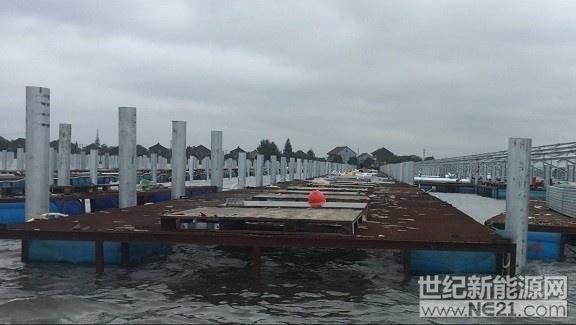 两淮领跑者基地200MW水面光伏电站是如何建成的?
