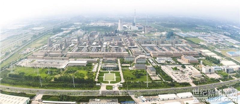 协鑫和国家集成电路产业基金进行合作,加快推进7000吨电子级多晶硅