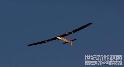 汉能太阳能飞机,天空上的新宠儿