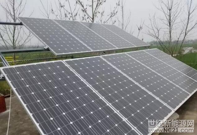 安徽芜湖无为县2017年户用光伏电站实施要求出炉