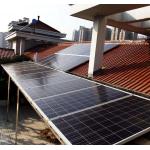 小型家用太阳能光伏发电系统