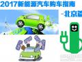 2017新能源汽车购车指南