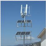 风光互补太阳能供电