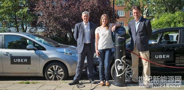 电动汽车,Uber补贴司机,Uber鼓励更换电动汽车