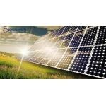 安徽太阳能发电怎么样,越灿光伏发电无需消耗燃料