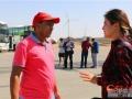 跨境媒体联合采访团聚焦甘肃风光电储能项目