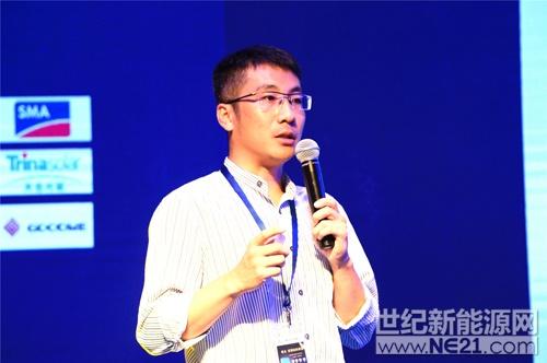 李钦伟  中电建吉林省电力勘测设计院新能源部主任