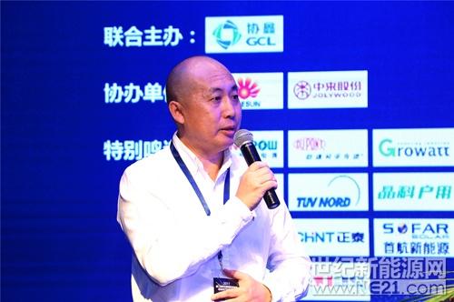 唐红斌    协鑫新能源集团东北公司总裁