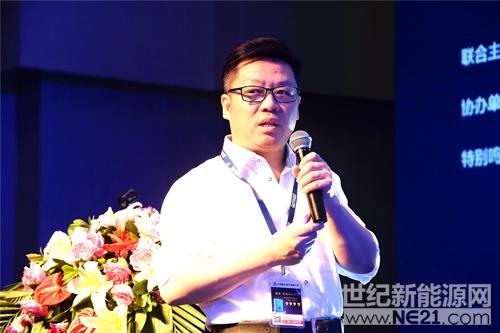 陈杰   中利集团——腾晖光伏国内战略发展部总裁
