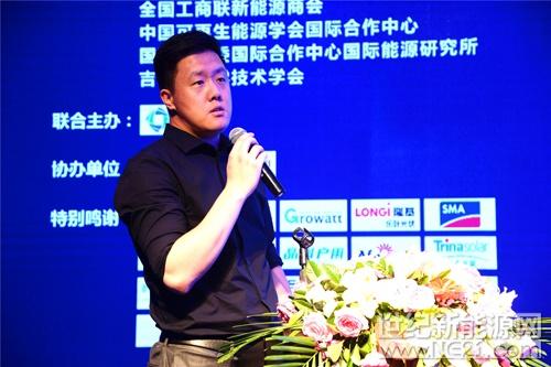 梁文章,协鑫集成科技股份有限公司有限公司副总裁