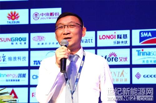 孙涛,晶科户用渠道开发总监