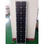 太阳能一体化路灯用75W单晶太阳能组件