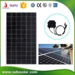 300W多晶太阳能电池板/高效太阳能组件