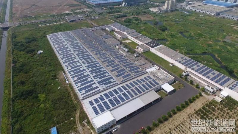 山东中盛阳光能源_22.19MW,中盛能源三一集团合作首批分布式光伏发电项目开建