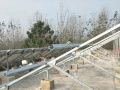 绿晶光伏在安徽安装分布式光伏发电站现场