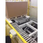 光伏组件全自动生产线 太阳能组件后段自动化包装线