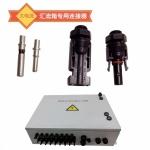 直流MC4连接器在光伏逆变器上达到最大电流35A