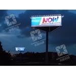 高速路广告牌灯