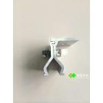 光伏支架夹具/铝合金夹具/彩钢瓦夹具/角弛直立锁边梯形夹具
