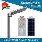6米30W一体化太阳能路灯户外照明灯新农村建设照明灯