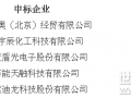 五家企业中标甘肃环境空气自动监测站4044万采购项目