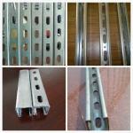 厂家批发光伏配件支架连接件紧固件中压边压直接三角底座挂钩螺母