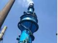 中晶环境再传捷报 安源钢铁福斯—湿法烟气脱硫工程顺利通烟