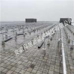 分布式光伏发电支架系统 铝合金支架 导轨 热镀锌C型钢