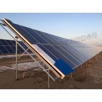 太阳能光伏板清洗前后对比,光伏板清洗的重要性