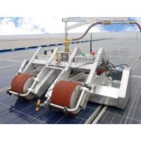 德瑞智能_太阳能光伏板清洁机器_光伏清扫设备