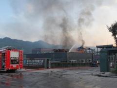 四川江安环保局:爆燃企业未进行环保设施验收