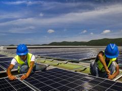 舟山单个屋面装机容量最大光伏项目将投产