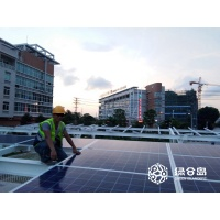 100KW工商业光伏发电系统套装