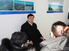"""白城领跑者背后的故事""""一次把事情做好""""——访中广核新能源董事长陈遂"""