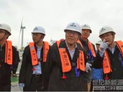 雷鸣山调研三峡集团在闽项目:高质量建好海上风电 助力新福建绿色发展