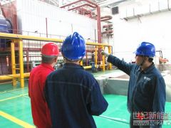 乌鲁木齐供电公司密集排查保障供暖企业用电安全