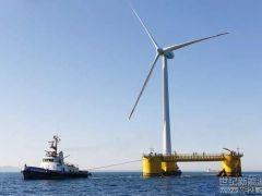 全球首次!为海上风电场配备电池储能系统