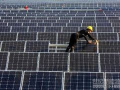 中国光伏巨头进军海外市场